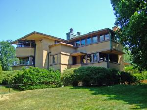 """The """"Airplane House"""" was added to the National Register of Historic Places in 1973"""