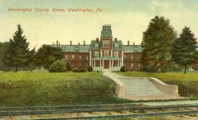 This postcard was created after the erection in 1872
