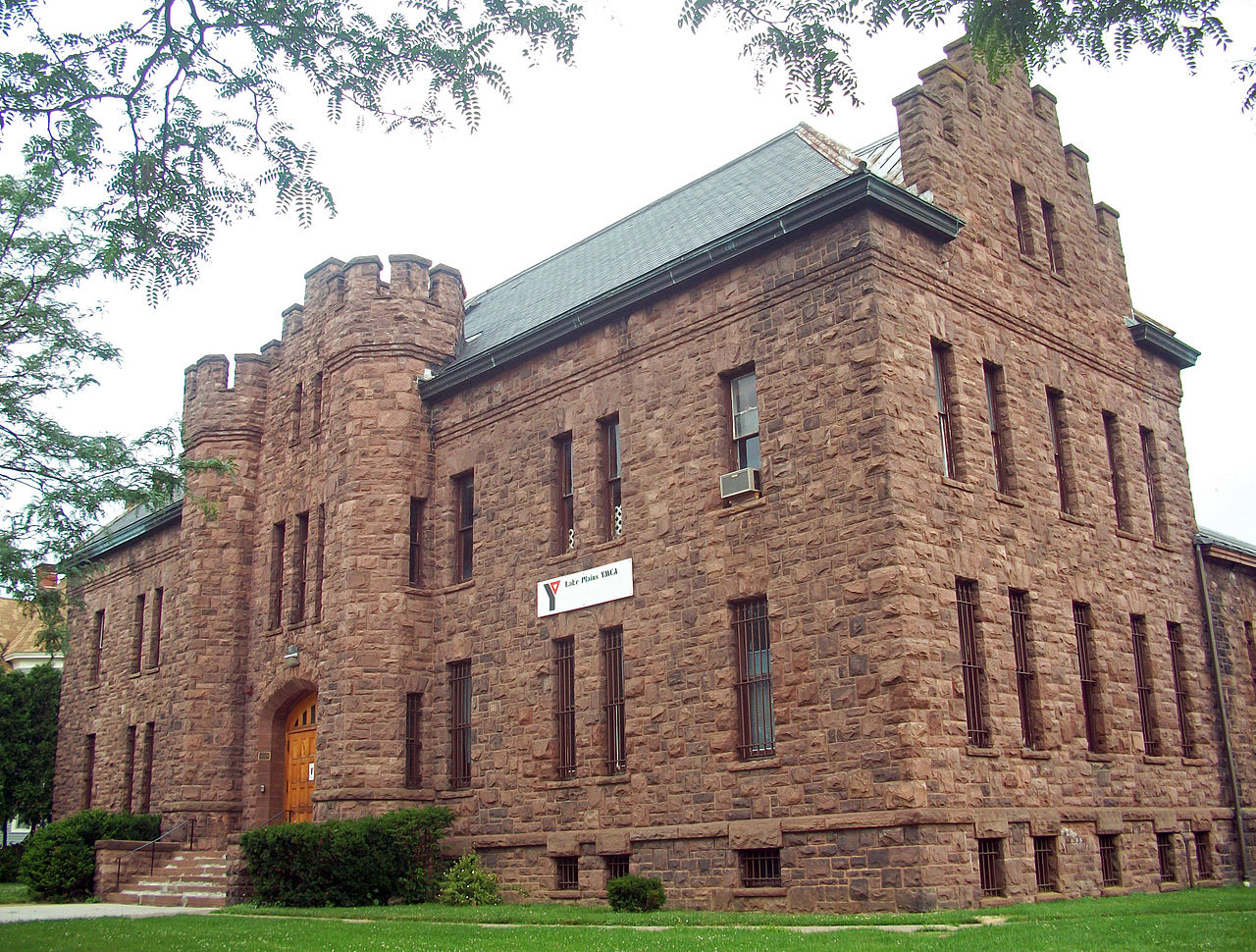 Medina Armory was built in 1901 and is now the Orleans County YMCA.