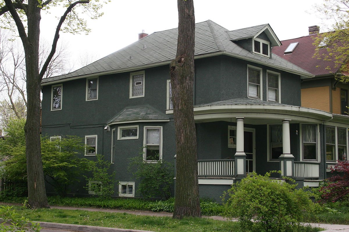 Theodore Rozek House, Chicago.