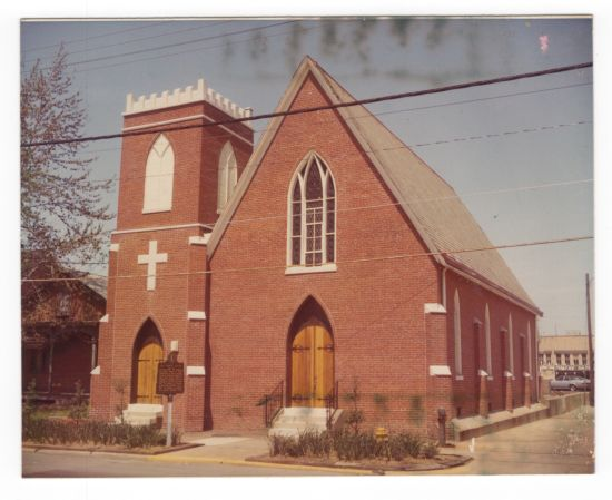 Old Trinity Episcopal Church