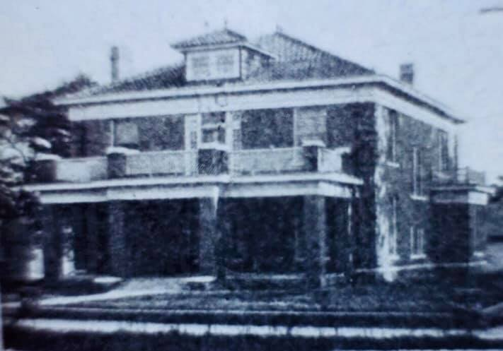 Longino House c. 1910