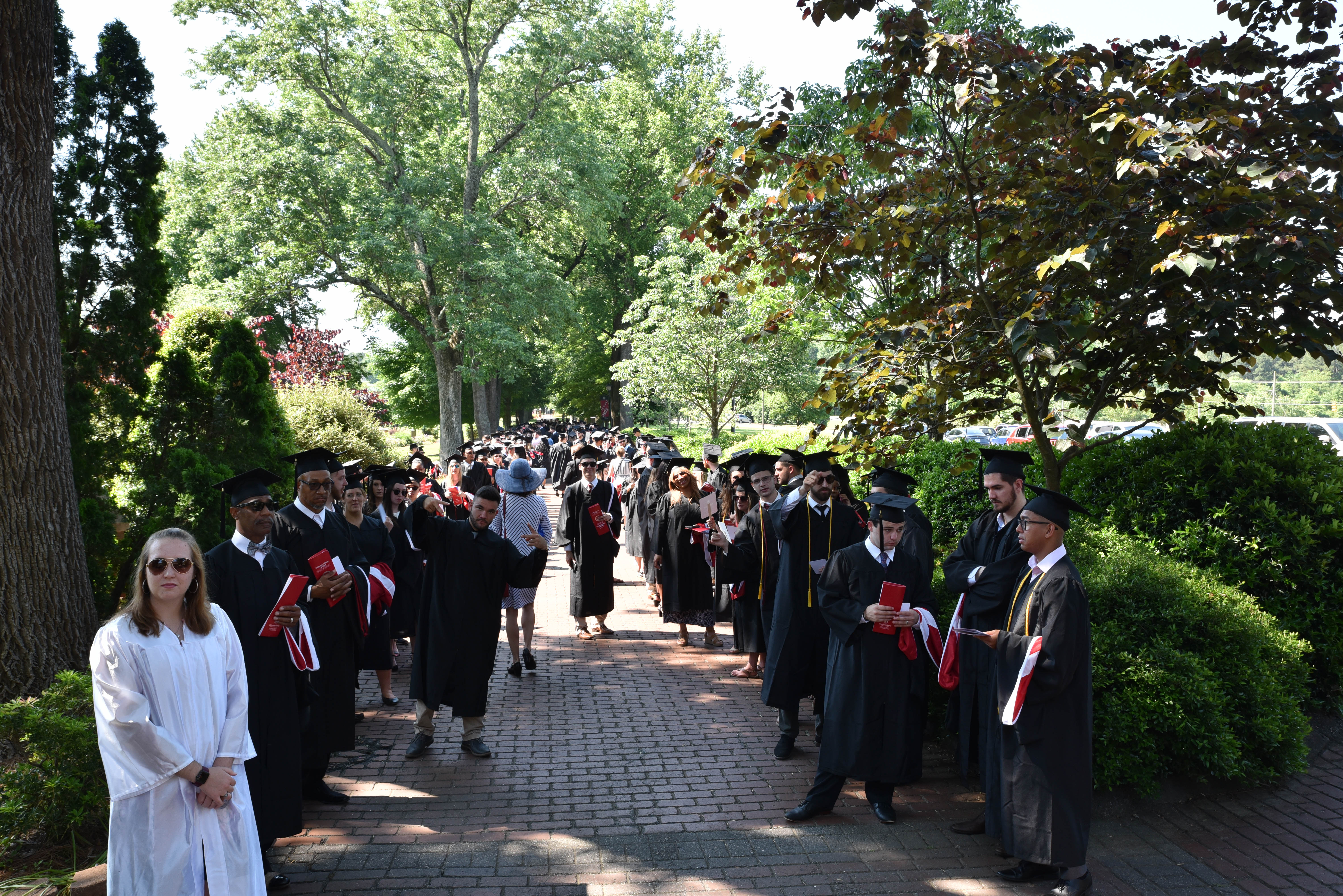 Graduation Procession, 2019