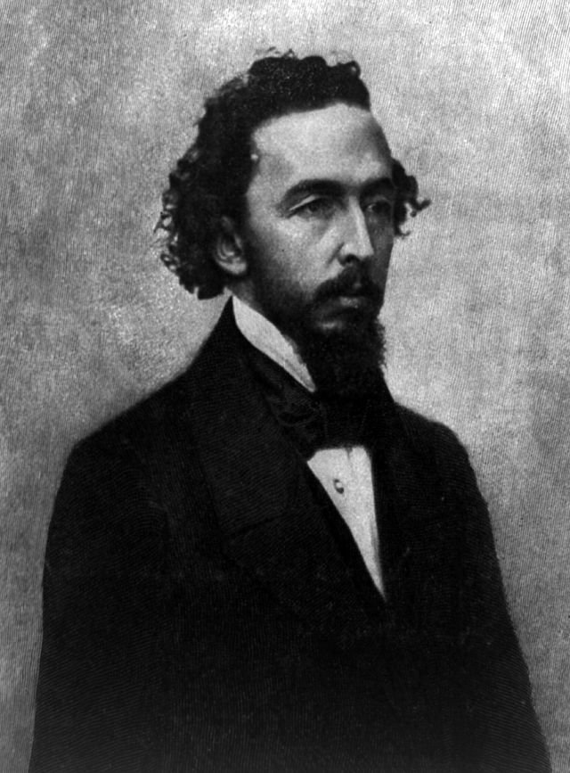 Bayard Taylor was one  of the country's most popular poets and travel writers during the late 19th century.