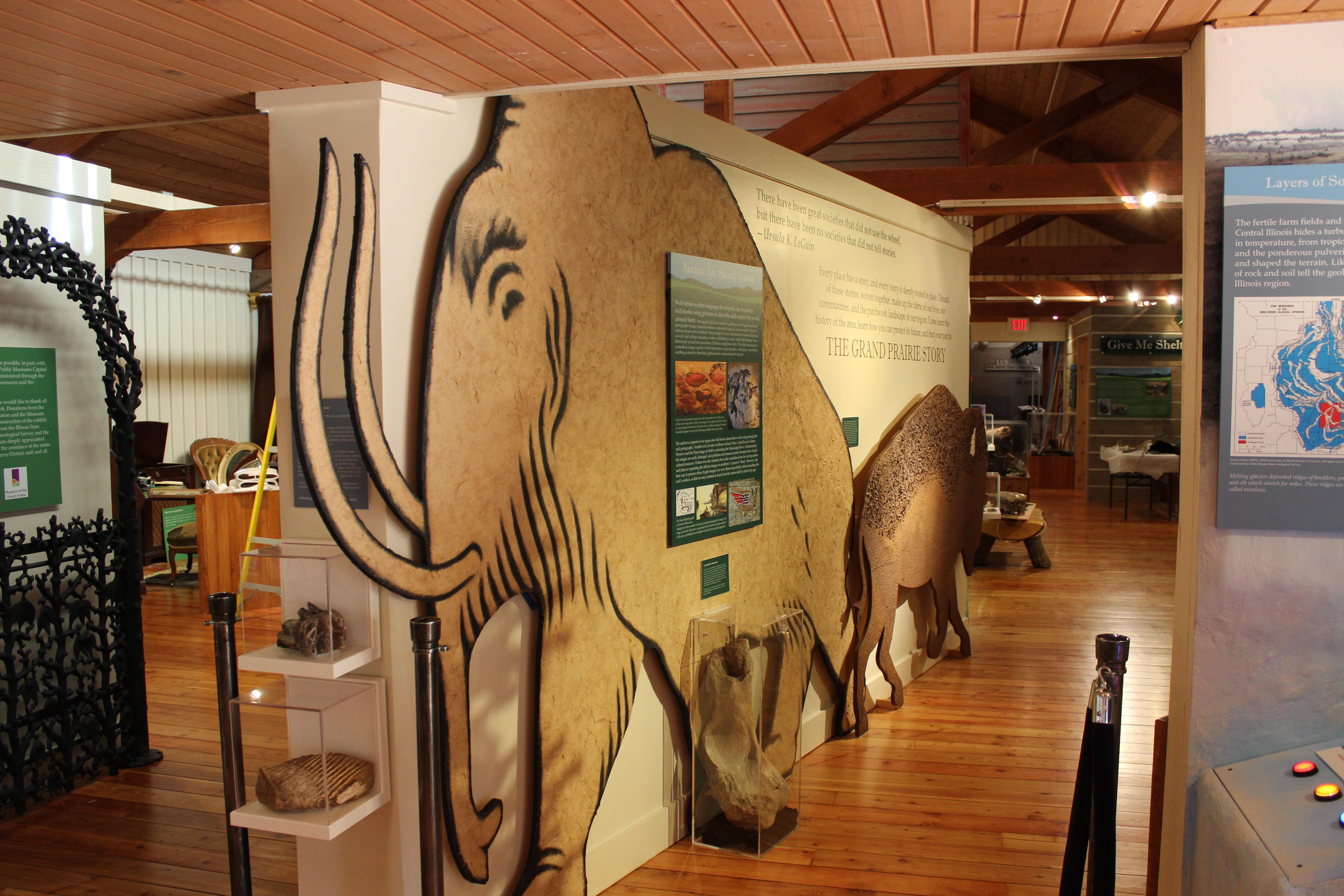 Lifesize Mammoth