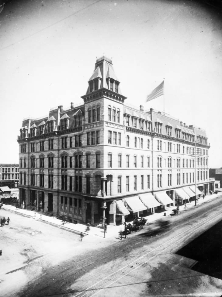 Denver's Windsor Hotel