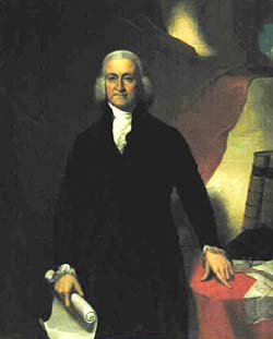 Governor Jonathan Trumbull (1710-1785)