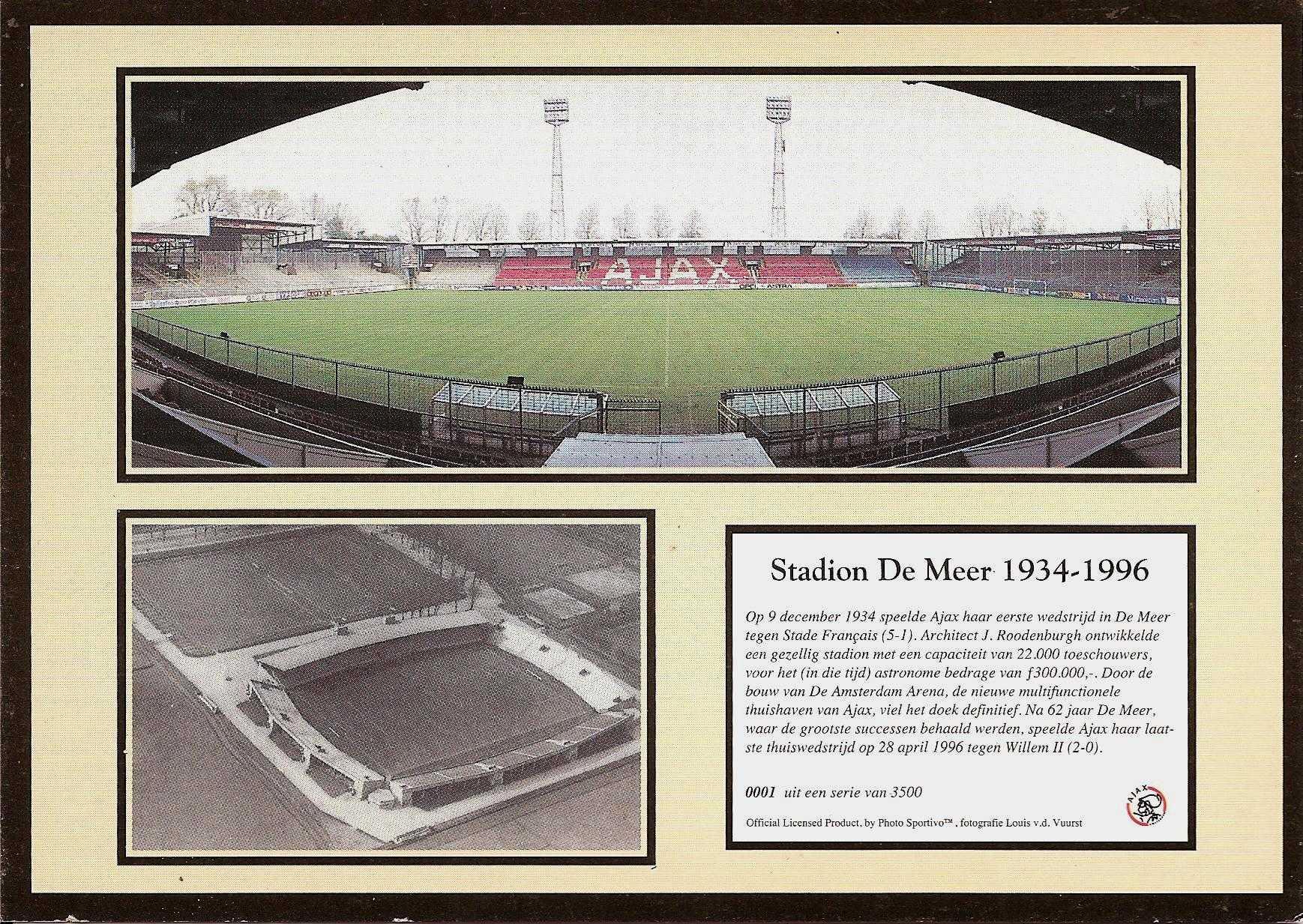 Meer Stadium