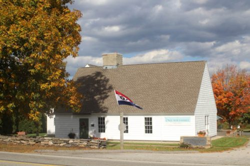 The Lebanon Historical Society was founded in 1965 and operates this museum building and several historic and replica buildings.