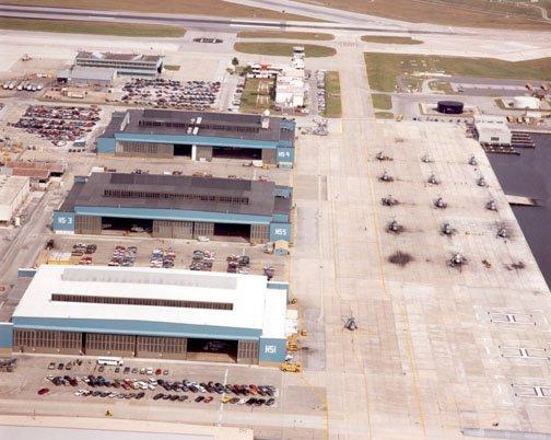 JNAS Hangar Complex (~1970)