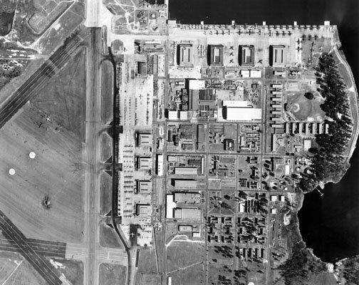 Aerial Shot of JNAS (~1960)