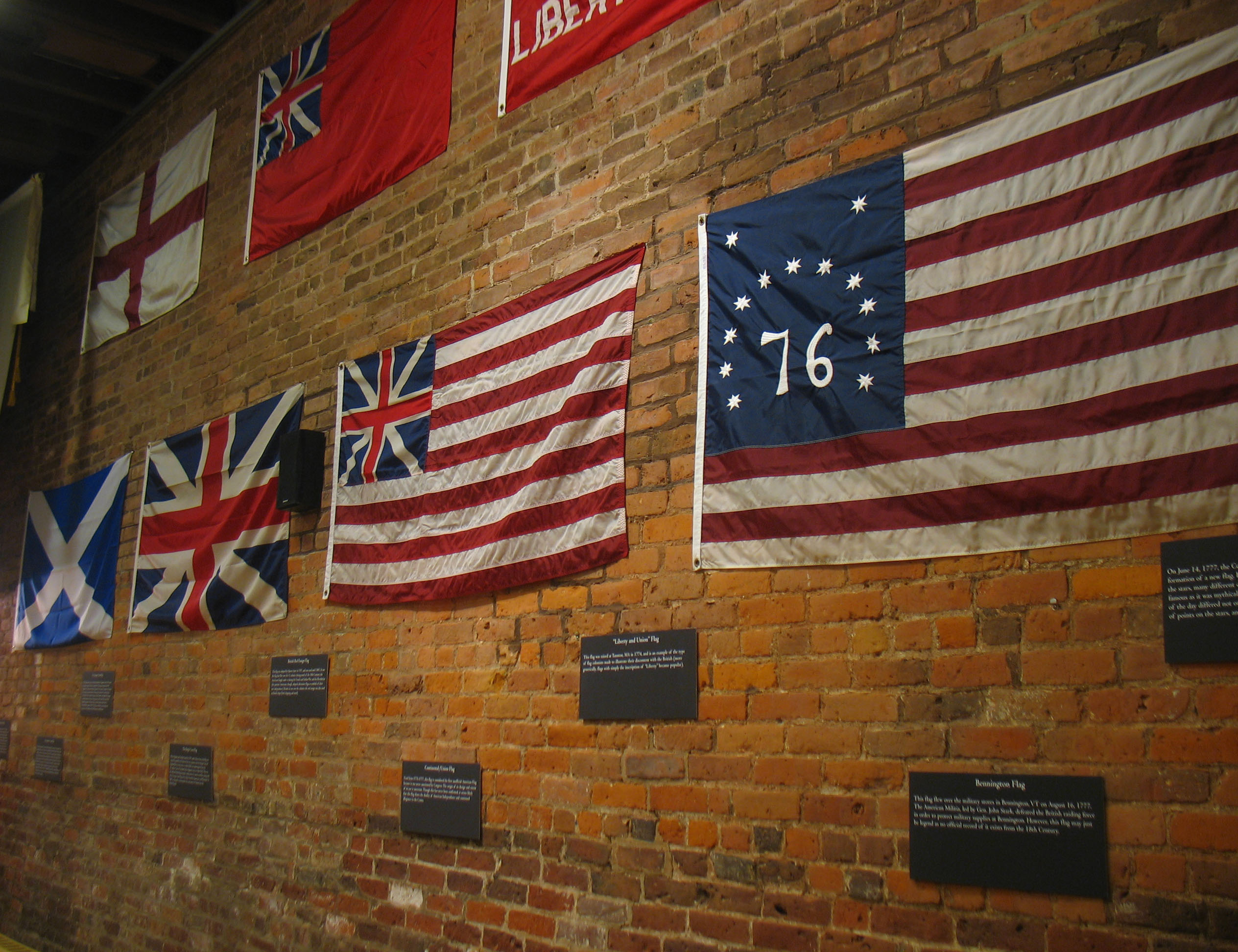 History of the American Flag gallery