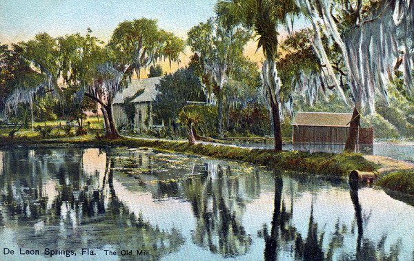 De Leon Springs (1900s?)