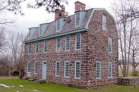 The Keith House is the last standing colonial governor's residence in the U.S.