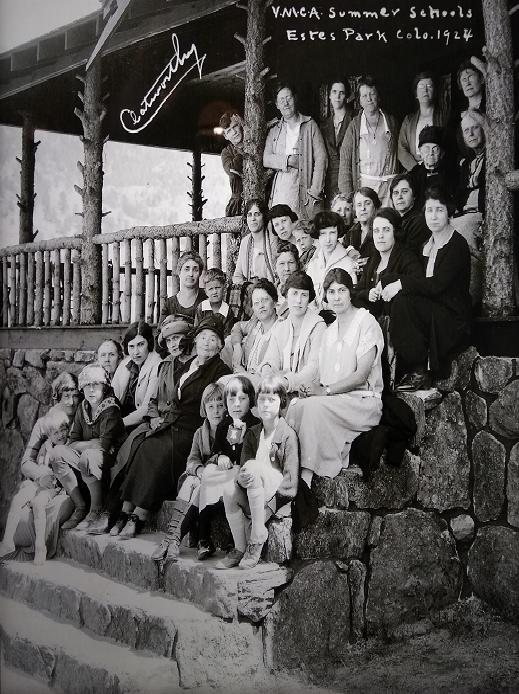Women's Building 1924