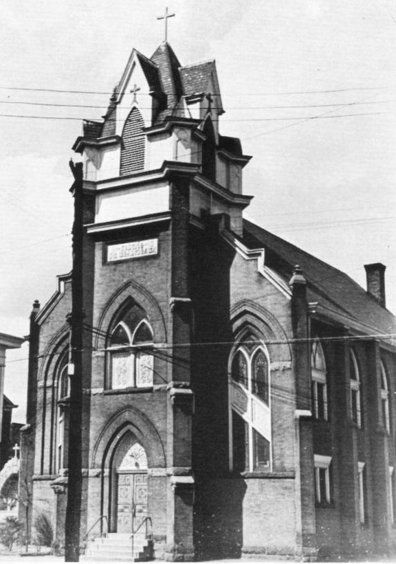 St. Ladislaus Catholic Church, 1977