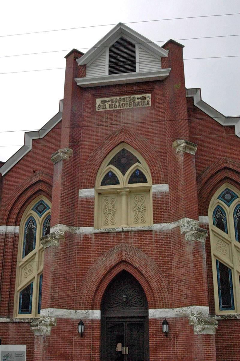 St. Ladislaus Catholic Church is now home to Abundant Life Baptist Church.