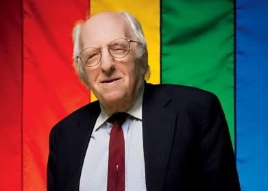 Frank Kameny by Simon Bruty, courtesy of The Washingtonian (reproduced under Fair Use)