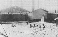 Picture of the community swimming pool