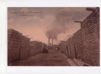 A picture of the lumber yard.