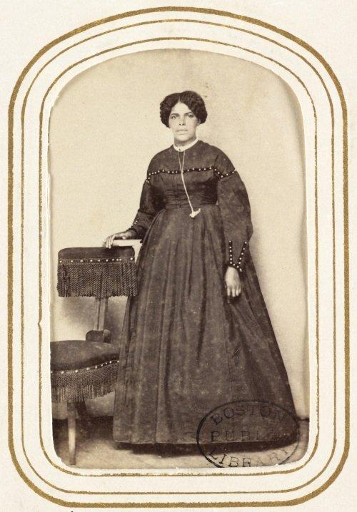 Photograph courtesy of the Boston Public Library.