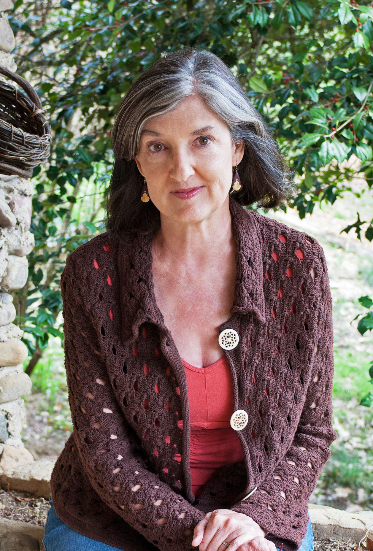 Photograph courtesy of Barbara Kingsolver.