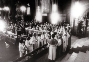 Ordination of the Philadelphia Eleven