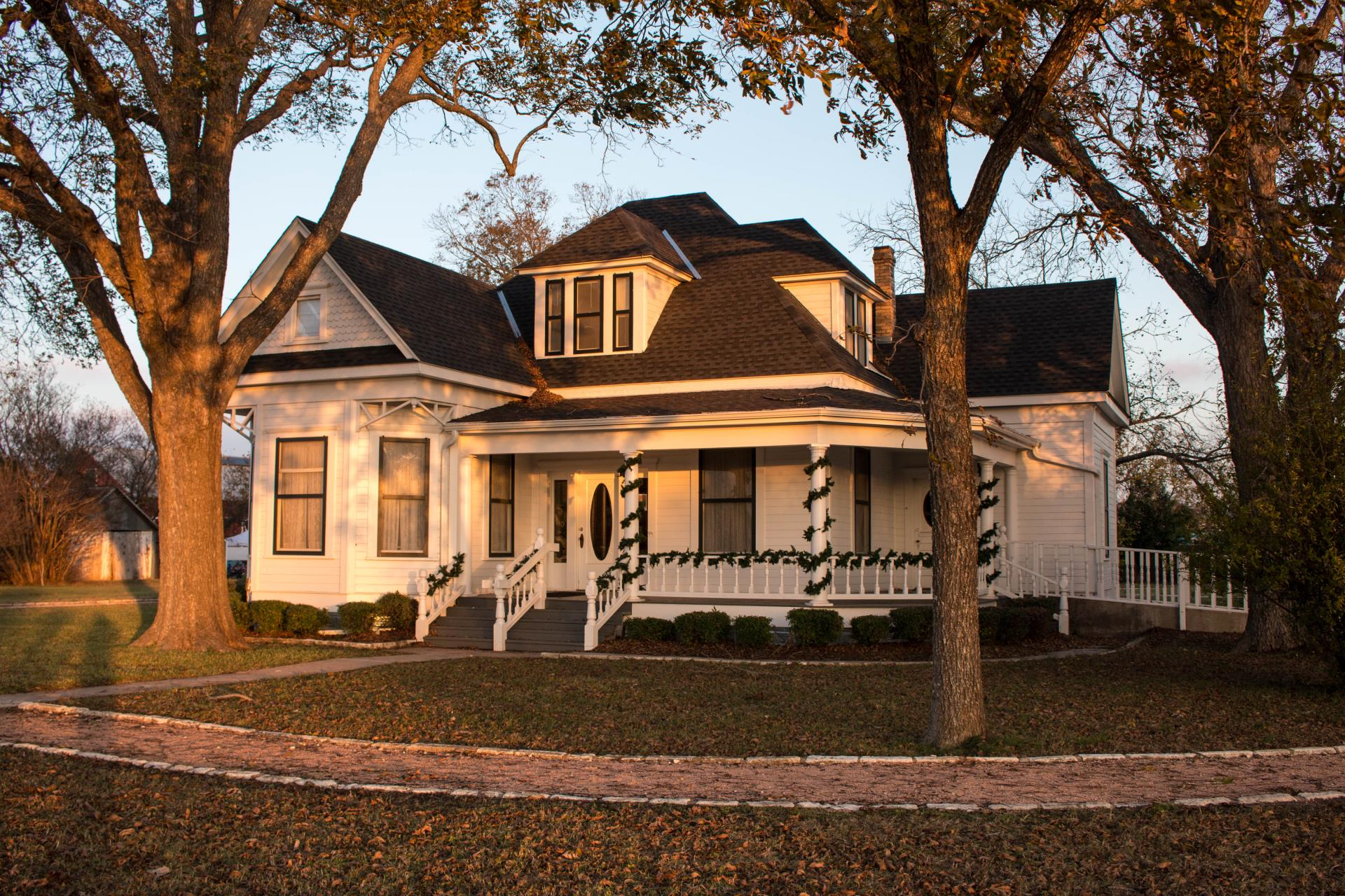 The Heritage House Museum (Bohls House) is part of the Pflugerville Heritage Park.
