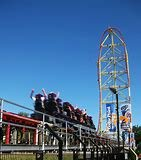 Top Thrill Dragster, 120 mph, 420 feet in 3.8 seconds