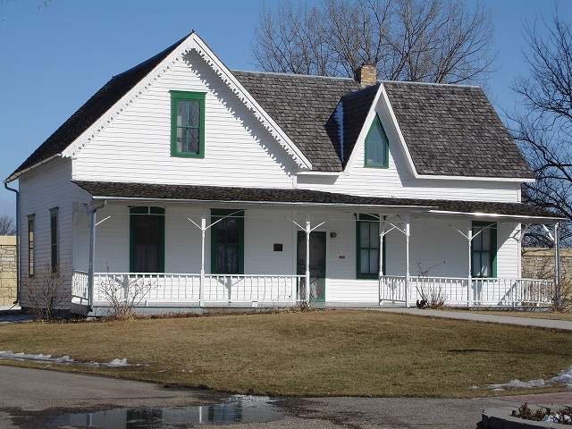 The Thomas D. Campbell House