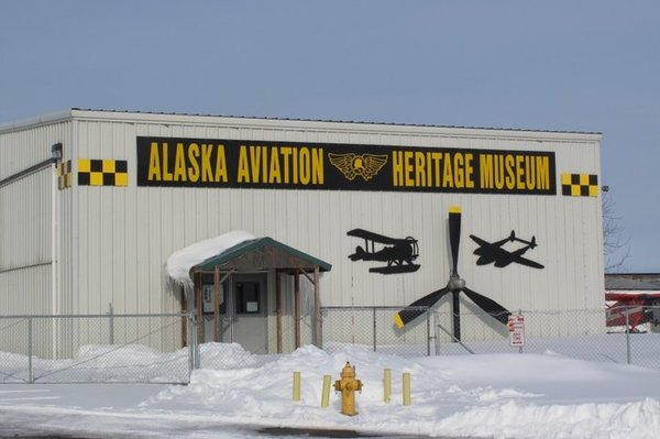 The Alaskan Aviation Heritage Museum