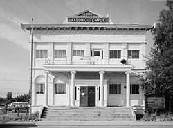 The Fairbanks Masonic Temple