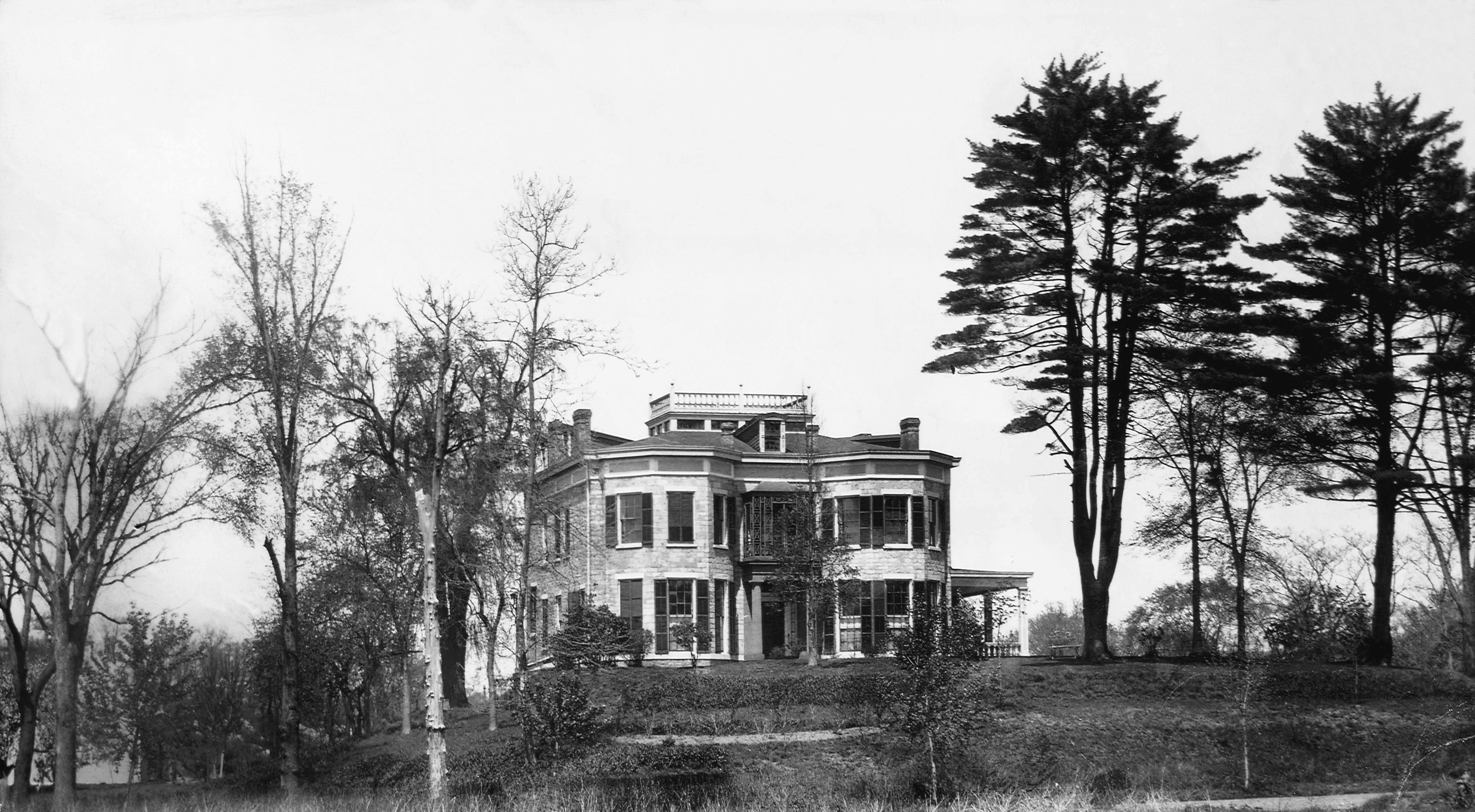 Pelhamdale in 1902.