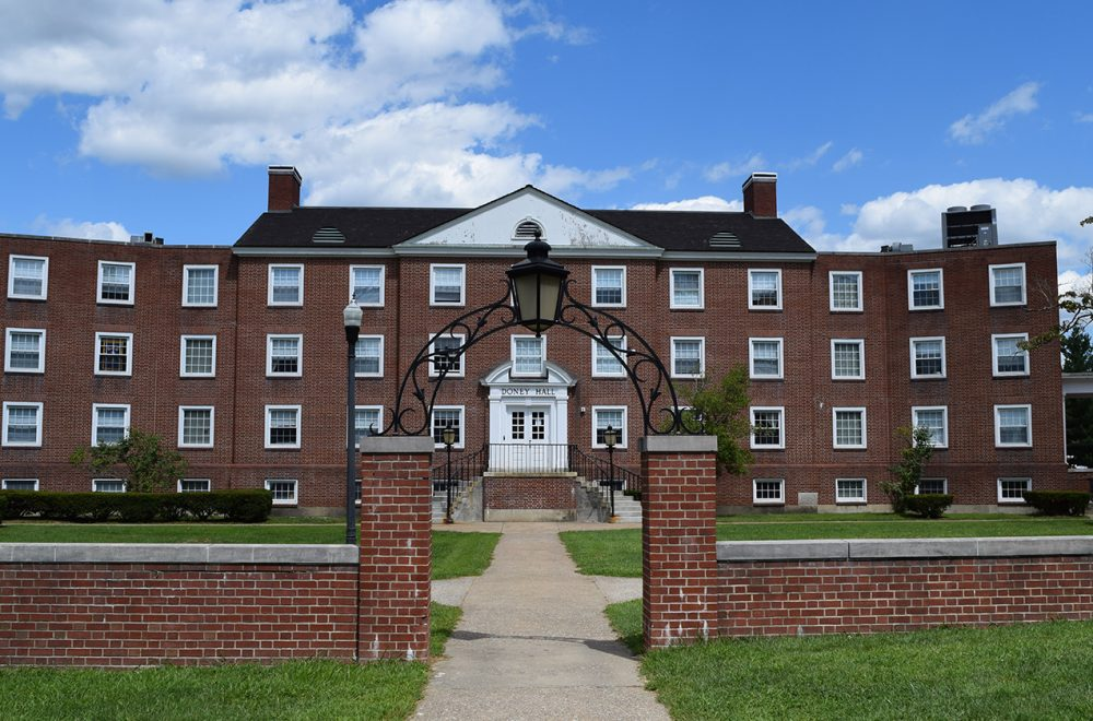 West Virginia Wesleyan College. (n.d.). Retrieved February 09, 2019, from https://www.wvwc.edu/campus-life/housing-residence-life/residence-halls/doney-hall/