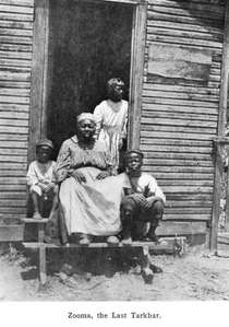 Zuma and her grandchildren, 1912