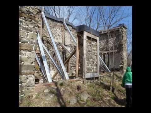 Mansion Ruins after stabilization