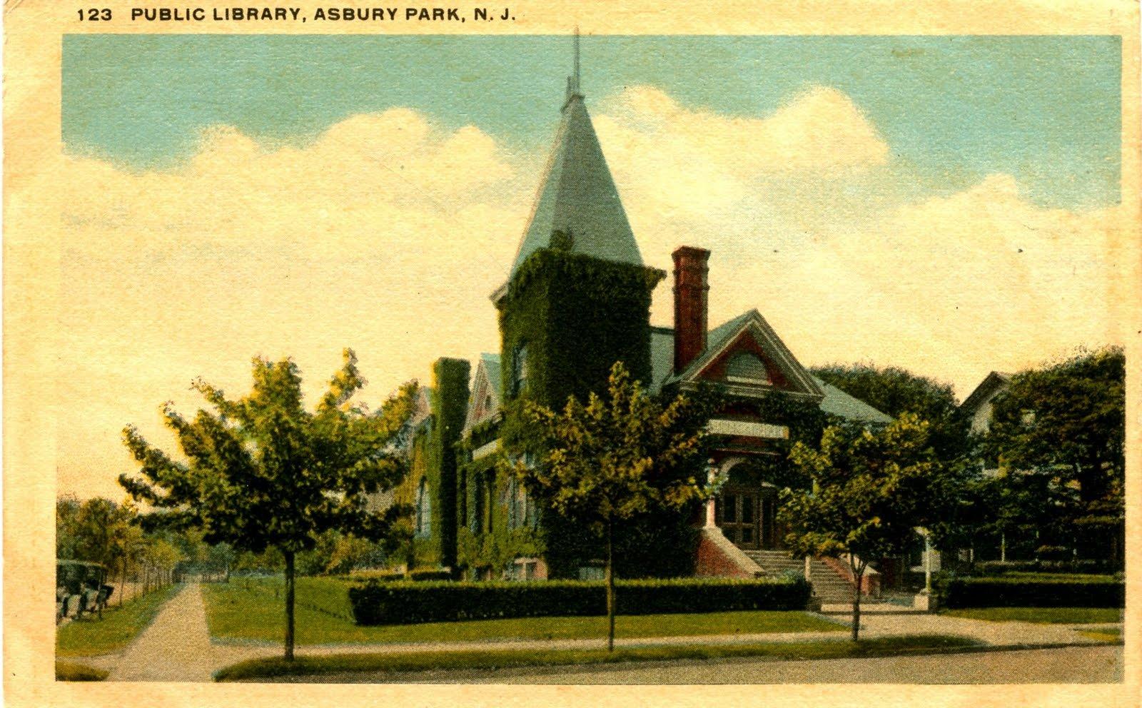Photo Credit: librarypostcards.blogspot.com
