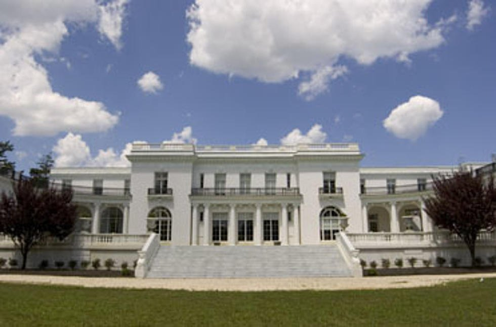 Modern exterior view. Library website.