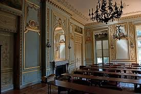 Classroom. Photo by Nicholas Petrillo.