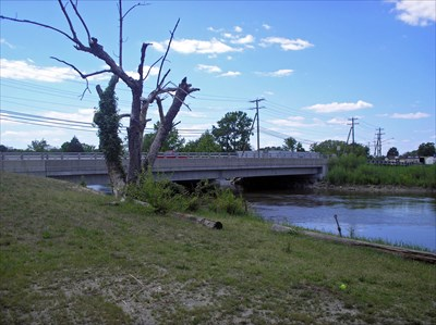 View of Quinton's Bridge