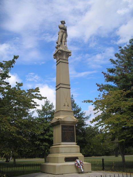 Battle of Chestnut Neck Monument