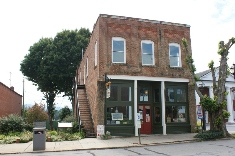The Macon County Historical Museum