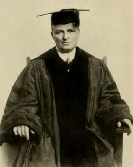 President Wallace B. Fleming (1915-1922)