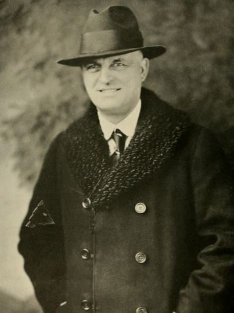 Wallace B. Fleming returned to Wesleyan in 1938, at the request of President Roy McCuskey, to serve as Vice President with responsibilities for fundraising. He remained in this role until 1945.