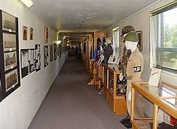 Showing the vast amounts of Military History Camp White has to offer.