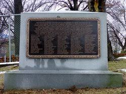Allegheny Arsenal Monument is located in Allegheny Cemetery