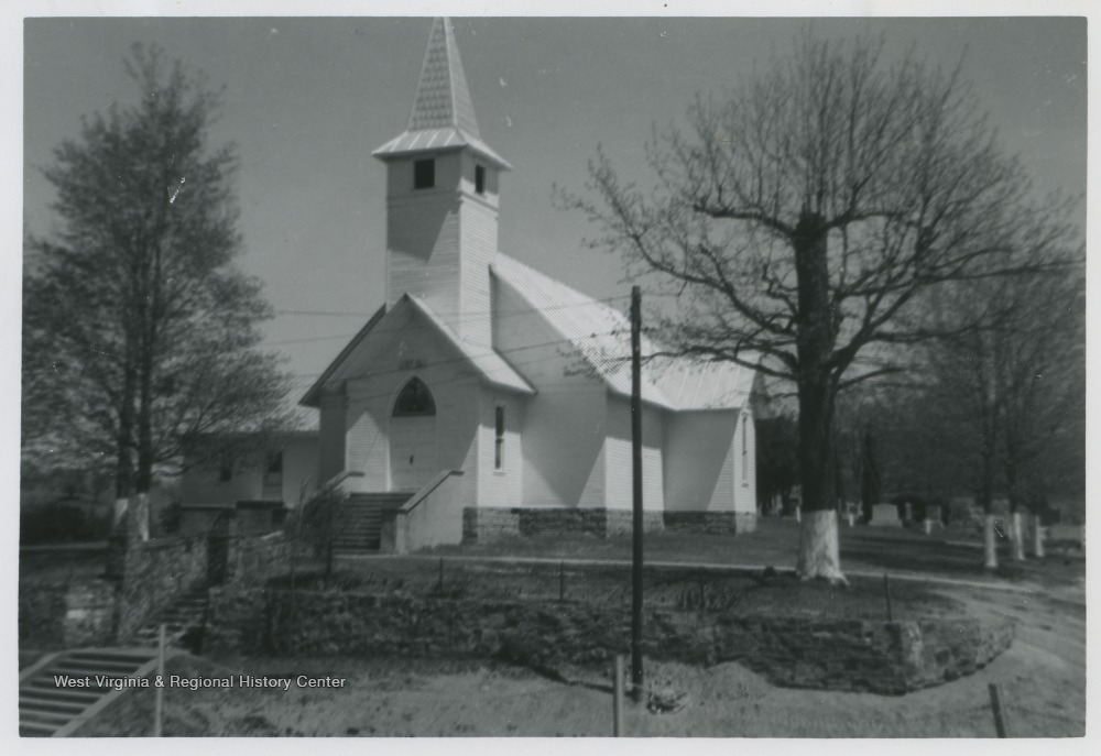 The Forest Hill Methodist Church was organized before the Civil War in 1835. initially, it was a single room log structure. The first framed structure was erected on this same site in 1860. The current structure was built in 1916.
