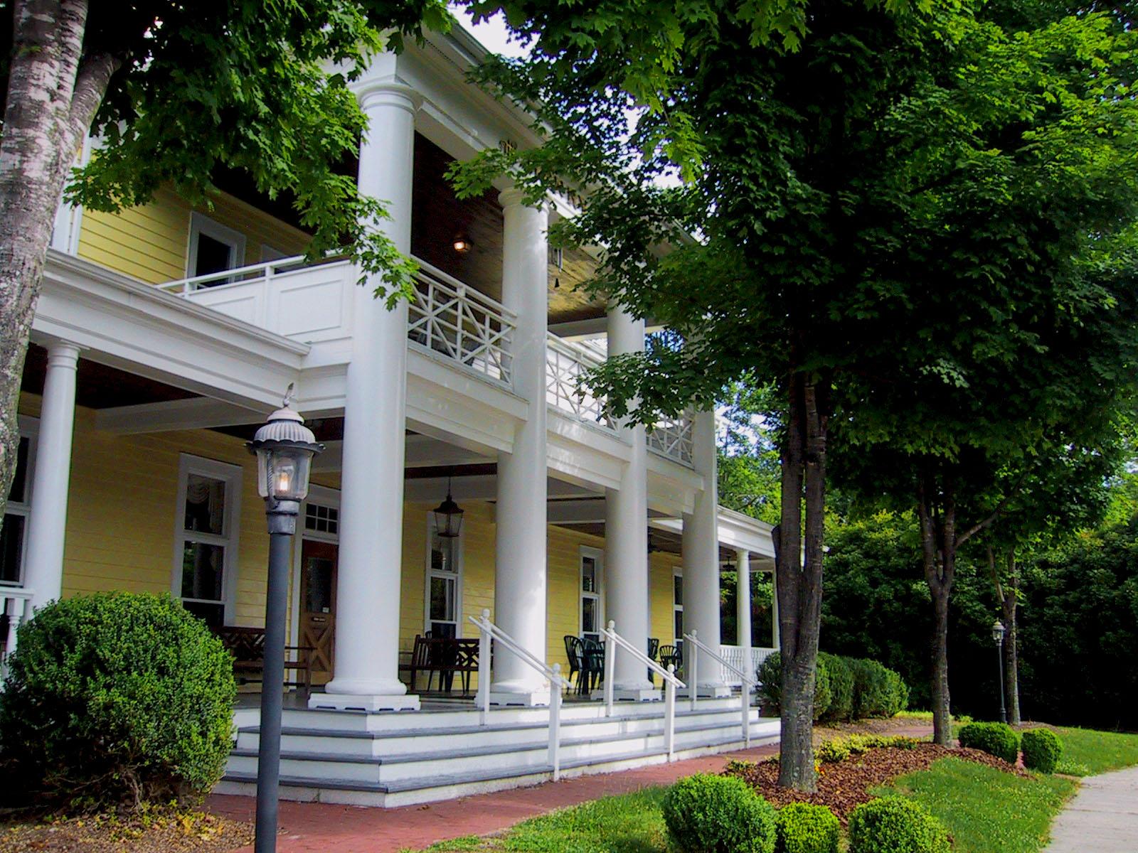 Present-day Henry Clay Inn