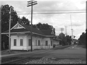 The depot in 2008
