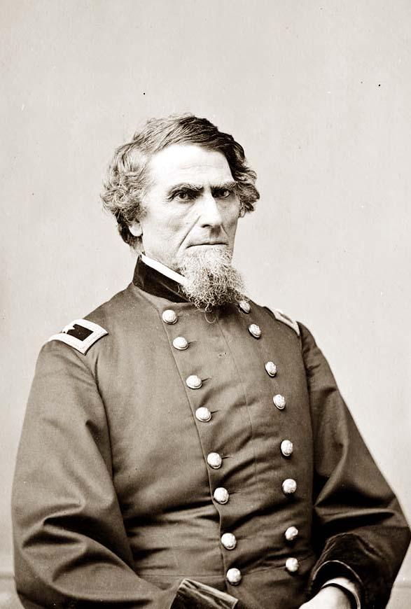 Gen. Benjamin F. Kelley   Courtesy of National Archives